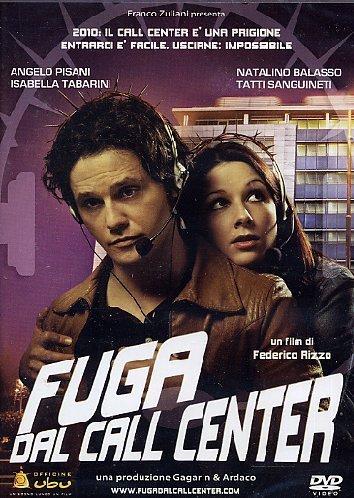 Preisvergleich Produktbild Escape From The Call Center ( Fuga dal call center ) [ NON-USA FORMAT,  PAL,  Reg.2 Import - Italy ] by Angelo Pisani