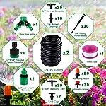 Bewässerung Kit Garten Bewässerungssystem DIY Micro Automatische Gewächshaus Sprinkler Tröpfchenbewässerung…