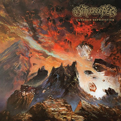 Gatecreeper: Sonoran Depravation (Audio CD)