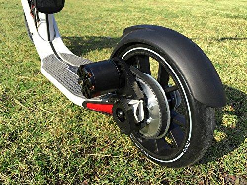 L-faster rápido kit de conversión de Scooter eléctrico para TOWN 9EF dispositivo de motor personalizado para TOWN9 scooter más ligero Scooter Drive eléctrico