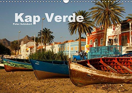 Kap Verde (Wandkalender 2019 DIN A3 quer): 13 faszinierende Reisefotos der westafrikanischen Inseln (Monatskalender, 14...