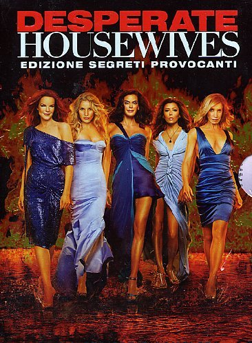 Desperate housewivesStagione04 [5 DVDs] [IT Import]