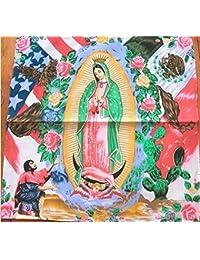 Bandana foulard Religieux Vierge Marie Religion Pape Francois