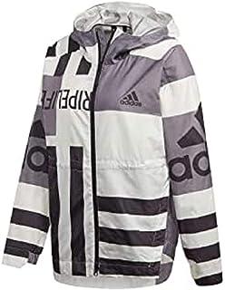 adidas Damen W Cropped W.rdy Jacke: : Sport & Freizeit
