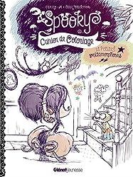 Spooky & les contes de travers : Cahier de coloriage