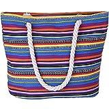 Caratteristiche:  È progettato per lo shopping, la spiaggia o le vacanze. È con una tasca interna con cerniera e un chiusura lampo esterna... Il Tote Bag è stato utilizzato per decenni a causa della comodità di borse. Questi clienti gestiti i...