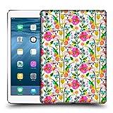 Head Case Designs Offizielle Ninola Fruehlingsblumen Botanisch 2 Ruckseite Hülle für iPad Air (2013)