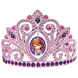 #5: Amscan Princess Sofia Electroplated Tiara