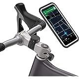 """Supporto magnetico Shapeheart per manubrio bici - Smartphone XL fino a 6.3"""" (16.5 cm)"""
