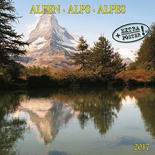 Alpen - Alps - Alpes 2017 Artwork