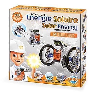 Buki - 7503 - Energie solaire 14 En 1