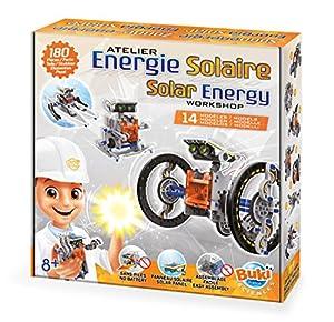 BUKI 7503 - Energía Solar 14 en 1