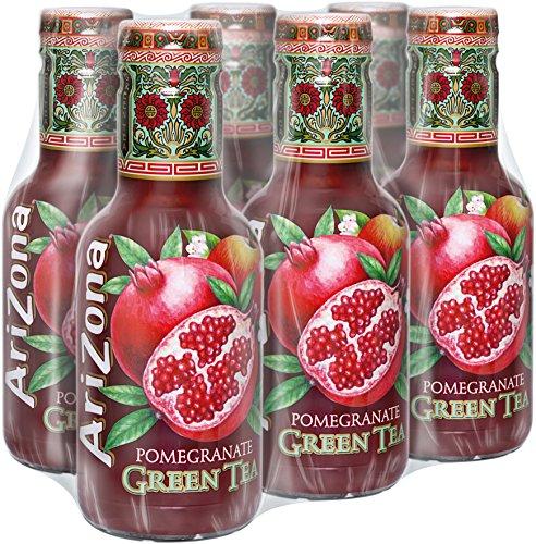 Preisvergleich Produktbild Arizona Pomegranate, 6er Pack (6 x 500 ml)