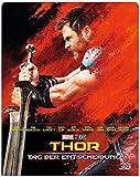 Thor: Tag der Entscheidung 3D + 2D Limited Editon Steelbook [3D Blu-ray] [CH Import]