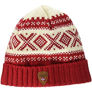 Dale of Norway Cortina 1956 Hat, Red, One Size