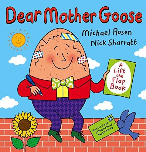 Dear Mother Goose (Lift the Flap Book) por Michael Rosen