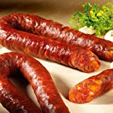 Spanische Chorizo-Paprikasalami, im Stück