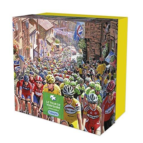 Gibsons Le Tour de Yorkshire - Puzzle (500 Piezas)