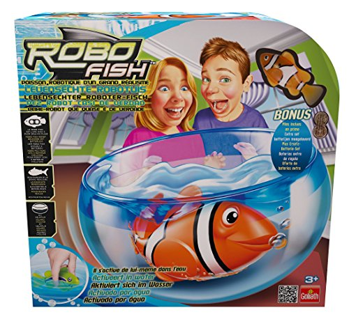 Goliath Toys 32520006 - Robo Fish Spielset -
