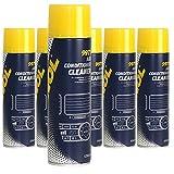 6 x 520ml MANNOL 9971 Air Conditioner Cleaner / Klimaanlage Reiniger