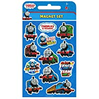 Set Of 12 Thomas The Tank Engine & Friends Characters Fridge Magnets