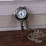 Wmshpeds cámara del reloj de bolsillo lindo y creativo retro accesorios de regalo de cumpleaños multi-estilo