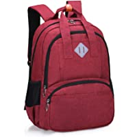 HOPYOCK® School Bags for Boys,Kids,Girls,Multi-Pocket Teenage School Backpacks with Reflective Design,Waterproof…