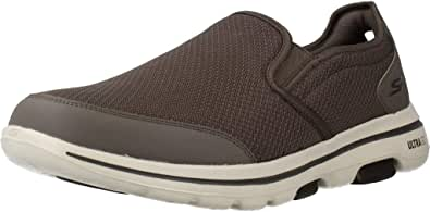 Skechers GO Walk 5 Mens Slip On Sports Shoes