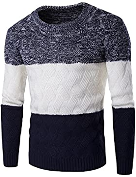 Suéter para Hombre con Manga Larga - Navy M