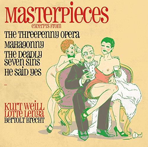 Masterpieces-the Threepenny Opera,Mahagonny (Exce