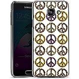 Samsung Galaxy A3 (2016) Housse Étui Protection Coque Paix Peace Peace