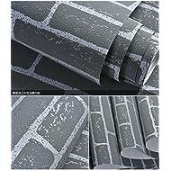 JSLCR 3D antiken Stein Muster Retro-Ziegel ziegelrot-Stein Tapete Tapete-chinesisches Restaurant und Bar-Bekleidungsgeschäft,Blauer Stein