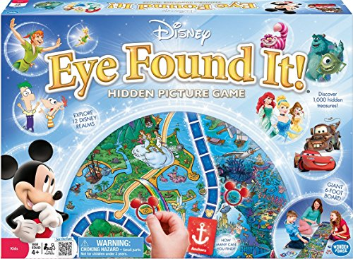 Preisvergleich Produktbild Ravensburger Disney Eye Found It! Hidden Picture Game