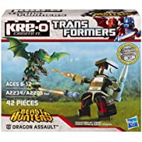 Kre-O Transformers Beast Hunters Dragon Assault Set (A2234)