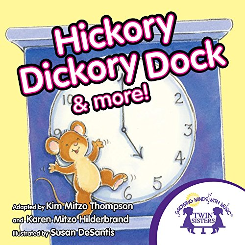 Hickory Dickory Dock And More (English Edition) -