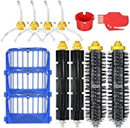 SAIYUAN Pack of 13 Replacement Accessories Kit for iRobot Roomba 600 Series 690 691 694 650 651 664 615 601 63