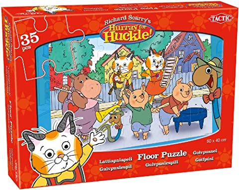 Richard Scarry's Orchestra Floor Puzzle (35 Pieces)