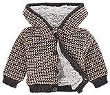 Noppies Baby-Jungen Strickjacke B Cardigan Knit ls Trinidad, Mehrfarbig (Charcoal C271), 74