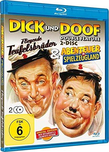 Dick & Doof - Fliegende Teufelsbrüder & Abenteuer im Spielzeugland - 2Blu-ray Special Edit Preisvergleich