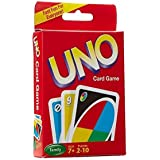UNO Cards Game Action Cards Game Number 1 for Family Fun Games TOP 5 Star Ranking Games by Classic