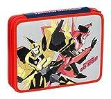 Giochi Preziosi - Transformers Astuccio Maxi con Colori, Pennarelli ed Accessori Scuola