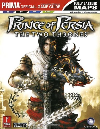 Prince of Persia: The Two Thrones: Official Strategy Guide por F Bueno
