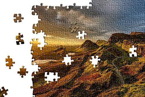 hansepuzzle mit eigenem Foto, 1000 Teile selber gestalten, in hochwertiger, individueller Kartonbox, Puzzle-Teile in wiederverschliessbarem Beutel - Foto Puzzle