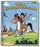 Indianer Kindergartenfreundebuch: Meine Kindergartenfreunde -