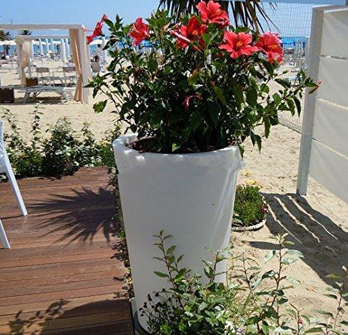 Gowe extérieur étanche High-Tech cm 16 couleurs lumineux X-Pot Light Pot de fleurs Fleur de sol Boughpot lumière LED, LED Tango Pot de fleurs