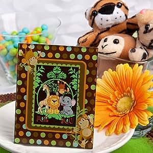 Jungle critters collection cornici di carta di disegno for Cornici amazon
