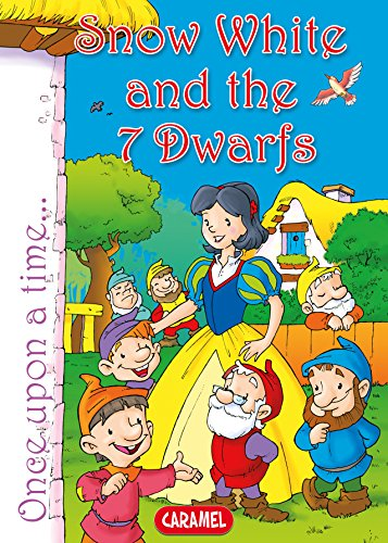 (Snow White and the Seven Dwarfs: Tales and Stories for Children (Once Upon a Time… Book 14) (English Edition))