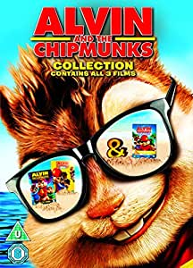 Alvin and the Chipmunks - 1-3 Christmas Collection [DVD] [2007]