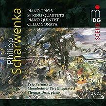 Klaviertrios/Streichquartette/Klavierquintette/+