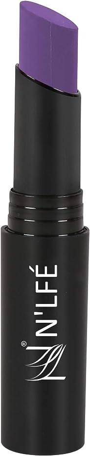 NELF Powder Matte Lipstick, Mery Brown, 3 g